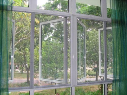 Cửa lưới chống muỗi bền đẹp với thời gian