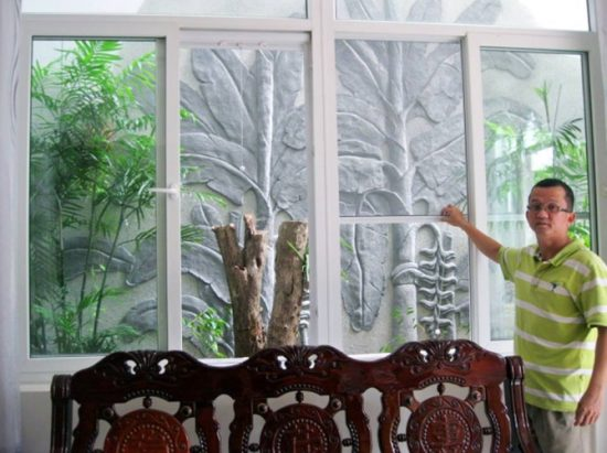 Chú Nhơn – Tôi đã chấm dứt nỗi lo về muỗi nhờ sử dụng cửa lưới chống muỗi Lương Tiến