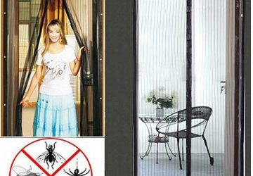 Cửa lưới chống côn trùng giá rẻ chất lượng