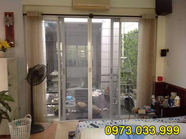 Cửa lưới chống muỗi quận 12
