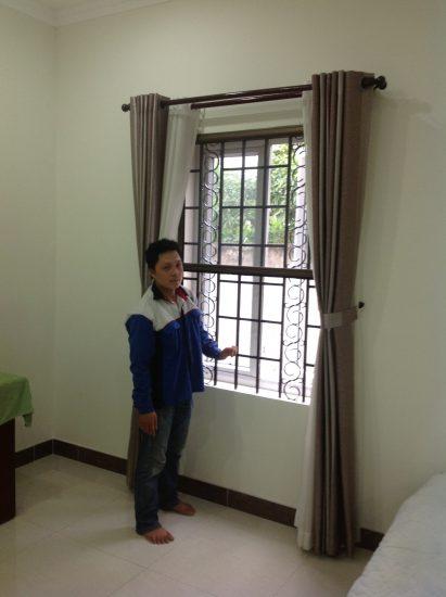 Cửa lưới chống muỗi Lương Tiến