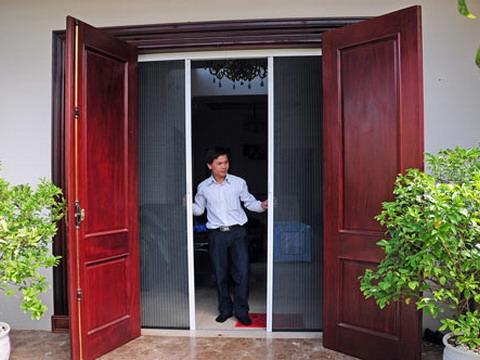 Anh Bình: Công ty cửa lưới Lương Tiến luôn là sự lựa chọn đầu tiên cho mỗi công trình