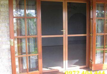 Cửa lưới chống muỗi dạng đóng mở